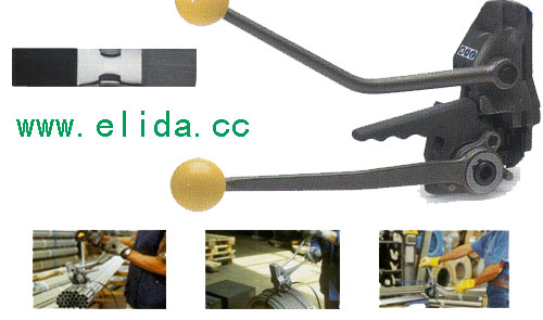依利达:A431 manual push button strip Binder | manually strip-linked Packing Machine | manual modular steel balers | manually buckle steel balers
